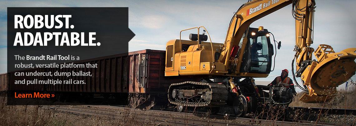 Brandt | Road Rail