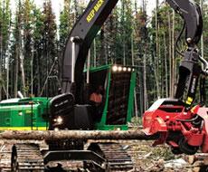 Brandt | Forestry Swing Machines